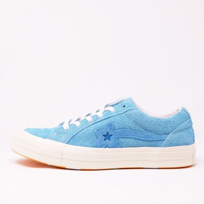 <img class='new_mark_img1' src='//img.shop-pro.jp/img/new/icons5.gif' style='border:none;display:inline;margin:0px;padding:0px;width:auto;' />Converse x Golf le Fleur [ONE STAR GLF OX 160326C](BACHELOR BUTTON/BLUE JAY/EGRET)