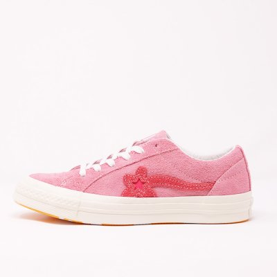 <img class='new_mark_img1' src='//img.shop-pro.jp/img/new/icons5.gif' style='border:none;display:inline;margin:0px;padding:0px;width:auto;' />Converse x Golf le Fleur [ONE STAR GLF OX 160325C] (GERANIUM PINK/PARADISE/EGRET)