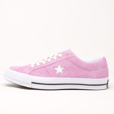 <img class='new_mark_img1' src='//img.shop-pro.jp/img/new/icons5.gif' style='border:none;display:inline;margin:0px;padding:0px;width:auto;' />CONVERSE ONE STAR OX 159492C LIGHT ORCHID/WHITE/BLACK (ピンク)