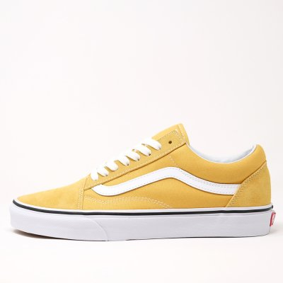 <img class='new_mark_img1' src='//img.shop-pro.jp/img/new/icons5.gif' style='border:none;display:inline;margin:0px;padding:0px;width:auto;' />VANS OLD SKOOL  Ochre/True White