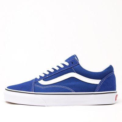 <img class='new_mark_img1' src='//img.shop-pro.jp/img/new/icons5.gif' style='border:none;display:inline;margin:0px;padding:0px;width:auto;' />VANS OLD SKOOL Estate Blue/True White