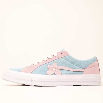 <img class='new_mark_img1' src='//img.shop-pro.jp/img/new/icons5.gif' style='border:none;display:inline;margin:0px;padding:0px;width:auto;' />CONVERSE GOLF LE FLEUR OX 162127C PLUME/PINK MARSHMALLOW/WHITE