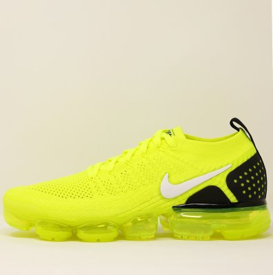 <img class='new_mark_img1' src='//img.shop-pro.jp/img/new/icons5.gif' style='border:none;display:inline;margin:0px;padding:0px;width:auto;' />NIKE [AIR VAPORMAX FLYKNIT 2 942842-700] (VOLT/WHITE-BLACK)