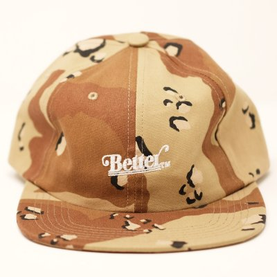 <img class='new_mark_img1' src='//img.shop-pro.jp/img/new/icons5.gif' style='border:none;display:inline;margin:0px;padding:0px;width:auto;' />BETTER™ [LOGO STRAPBACK HAT] (CAMO)