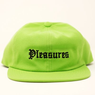 PLEASURES [VIOLENCE CAP] (LIME)