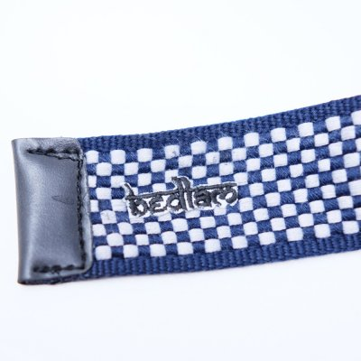 <img class='new_mark_img1' src='//img.shop-pro.jp/img/new/icons5.gif' style='border:none;display:inline;margin:0px;padding:0px;width:auto;' />BEDLAM [DISCO WEB BELT] (NAVY)