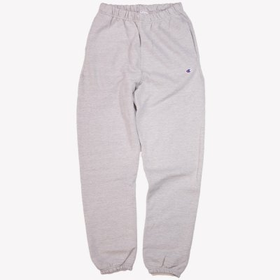 CHAMPION USA [REVERSE SWEAVE 12oz. SWEAT PANT] (OXFORD GREY)