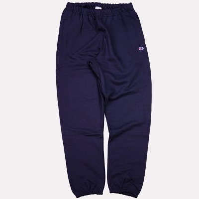 CHAMPION USA [REVERSE SWEAVE 12oz. SWEAT PANT] (DARK NAVY)