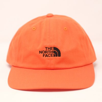 <img class='new_mark_img1' src='//img.shop-pro.jp/img/new/icons5.gif' style='border:none;display:inline;margin:0px;padding:0px;width:auto;' />THE NORTH FACE [NORM HAT] (ORANGE)