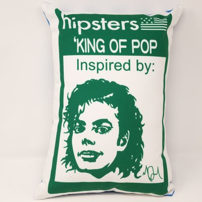 <img class='new_mark_img1' src='//img.shop-pro.jp/img/new/icons5.gif' style='border:none;display:inline;margin:0px;padding:0px;width:auto;' />SECOND LAB. [HIPSTERS CUSHION] (KING OF POP)