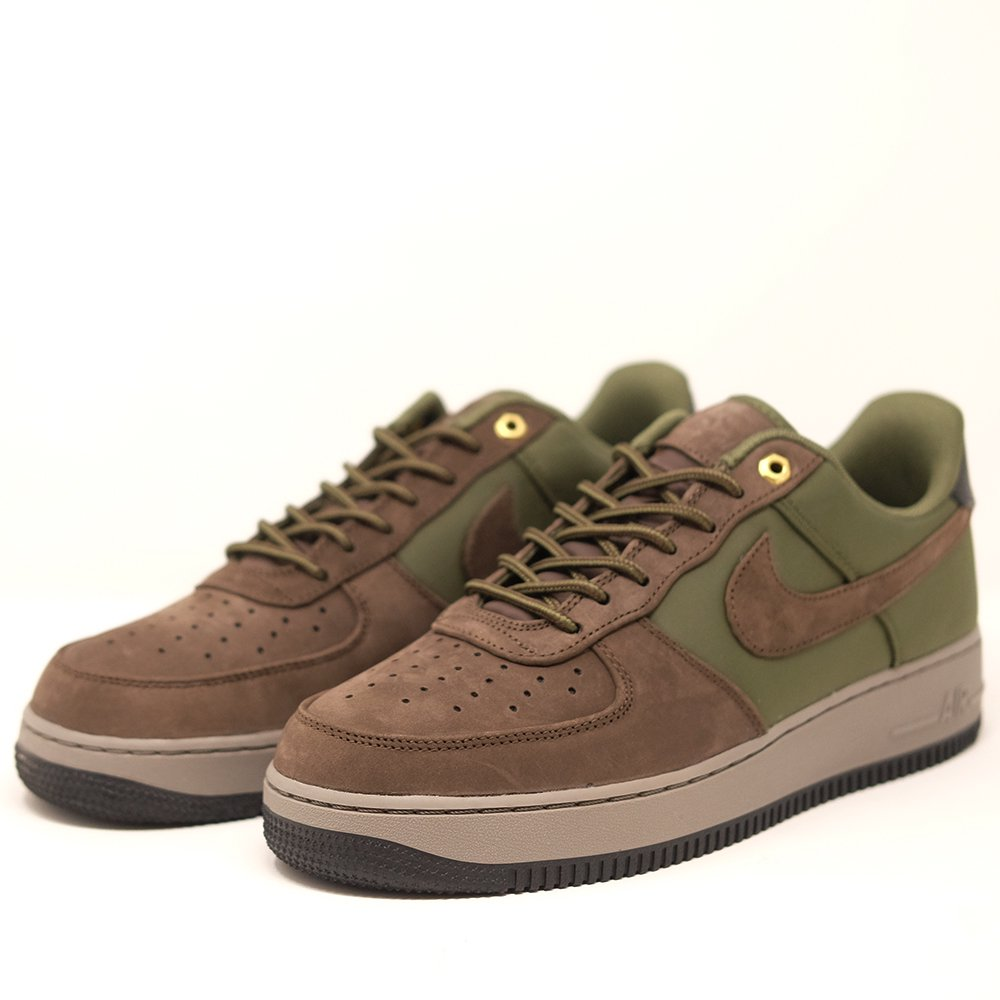b7b953415b NIKE [AIR FORCE 1 '07 PREMIER AJ7408 200] (BAROQUE BROWN/ARMY OLIVE)|通販|