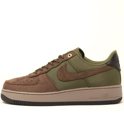 <img class='new_mark_img1' src='//img.shop-pro.jp/img/new/icons5.gif' style='border:none;display:inline;margin:0px;padding:0px;width:auto;' />NIKE [AIR FORCE 1 '07 PREMIER AJ7408 200] (BAROQUE BROWN/ARMY OLIVE)