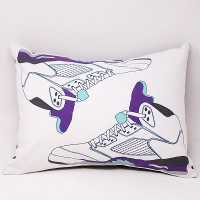 SECOND LAB. [AJ5 CUSHION] (PURPLE)
