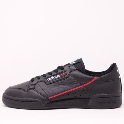 ADIDAS ORIGINALS [CONTINENTAL 80 B41672] (BLACK)