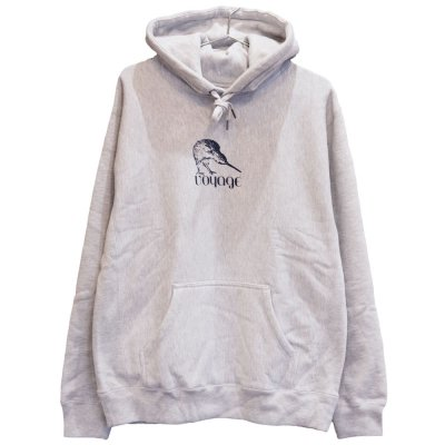 <img class='new_mark_img1' src='//img.shop-pro.jp/img/new/icons5.gif' style='border:none;display:inline;margin:0px;padding:0px;width:auto;' />VOYAGE [KIWI HOODED SWEATSHIRTS] (GREY HEATHER)