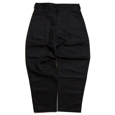 HELLRAZOR [EAZY TROUSER] (BLACK)