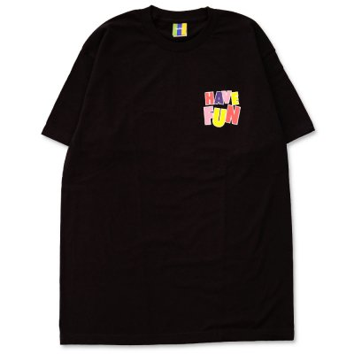 BEDLAM [HAVE FUN TEE] (BLACK)