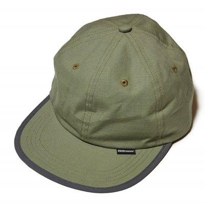 HELLRAZOR [TRADEMARK RIPSTOP 6PANEL CAP] (OLIVE)