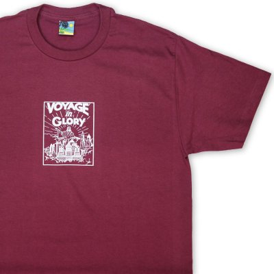 VOYAGE [VOYAGE IN GLORY T-SHIRTS] (BURGUNDY)