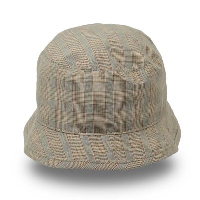 FOUND FEATHER [BOONIE CRUSHER HAT] (KHAKI)