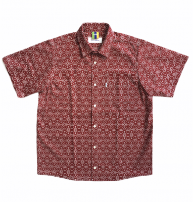 BEDLAM [GOOD MORNING SHIRTS] (BURGUNDY)