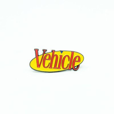 VEHICLE [ENAMEL PINS]