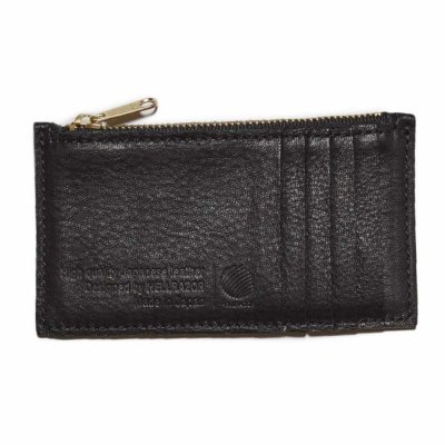 HELLRAZOR [LEATHER WALLET] (BLACK)