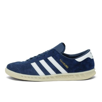 ADIDAS ORIGINALS [HAMBURG EF5788] (TECH INDIGO)