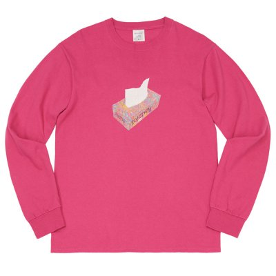 WHIMSY [PAPER L/S TEE] (SANGRIA)