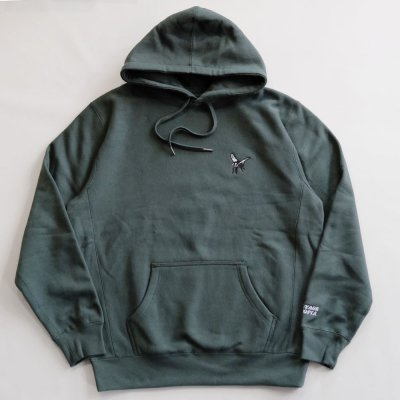 VOYAGE [FLY HIGHT HOODIE] (ALPINE GREEN)