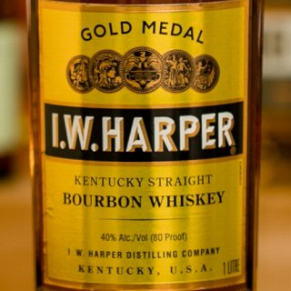 I.W.ハーパー  ゴールドメダル