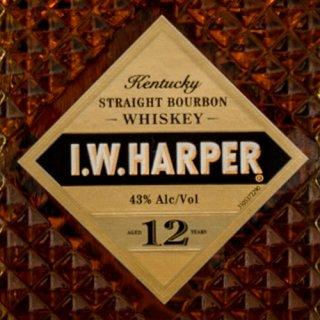 I.W.ハーパー 12年