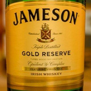 ジェムソン  ゴールド・リザーブ