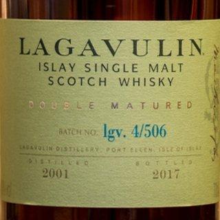 ラガヴーリン ダブルマチュアード 16年[2000-2016]