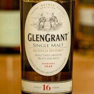 グレングラント  16年