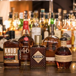 アメリカンウイスキーおすすめセット【B】  5ピース
