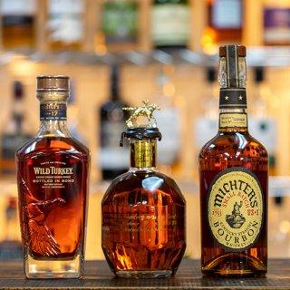 アメリカンウイスキーおすすめセット【C】 5ピース