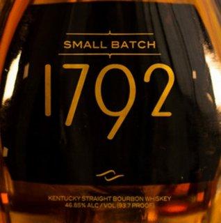 1792 スモールバッチバーボン