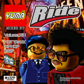 DJ YUMA MIX CD RIDE Vol.161