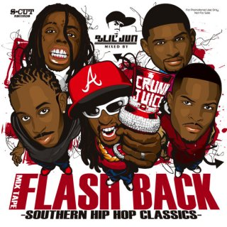 DJ Lil Jun/Flash Back -Southern Hip Hop Classics-<BR>