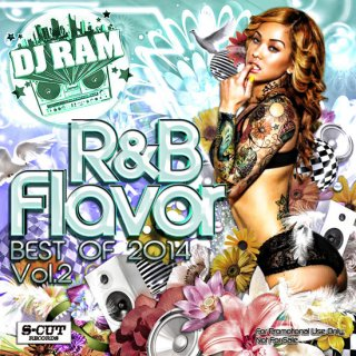 DJ Ram R&B Flavor -Best of 2014- Vol.2<BR>