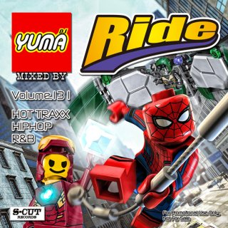 DJ Yuma Ride Vol.131<BR>