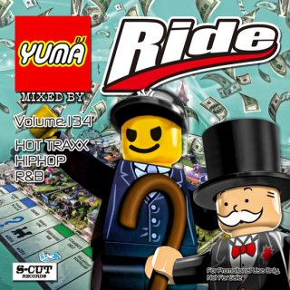 DJ Yuma Ride Vol.134<BR>