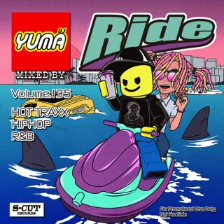 DJ Yuma Ride Vol.135<BR>