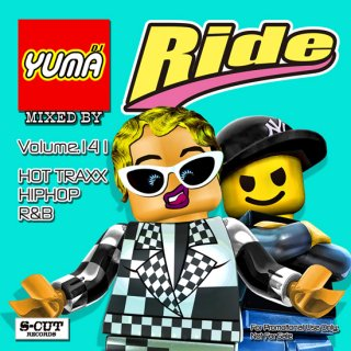 DJ Yuma Ride Vol.141<BR>