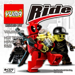 DJ Yuma Ride Vol.142<BR>
