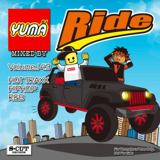 DJ Yuma Ride Vol.143<BR>