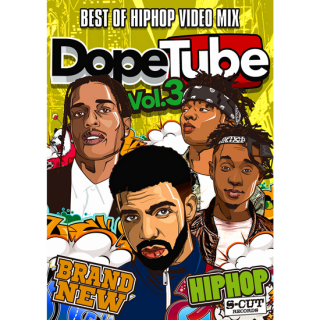 DopeTube -Best Of Hip Hop Video Mix- Vol.3