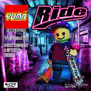 DJ Yuma Ride Vol.152