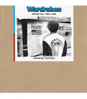 DJ Yuma Wardrobes -HIP HOP 1990 to 1995-